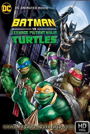Batman VS Las Tortugas Ninja 1080p Latino