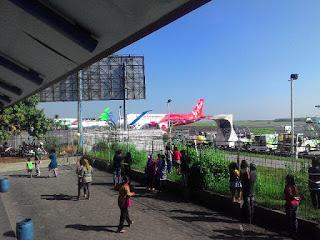 Anjungan wisata dirgantara Ahmad Yani Semarang