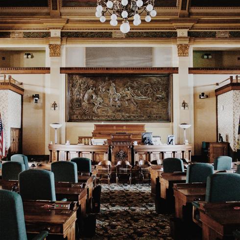 Montana Capitol Building Helena