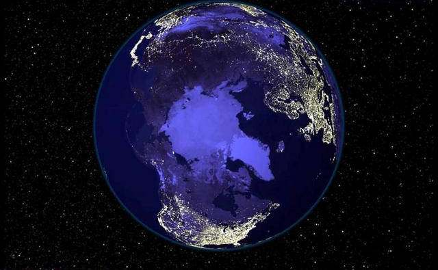 earth view from other planets - photo #15