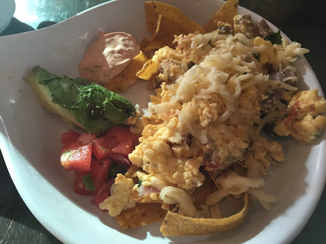migas at The Ruby Slipper Cafe, New Orleans, LA