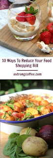 If you are looking to find ways of saving money on your food bill then check out my 10 ways to reduce your food shopping bill