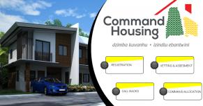 COMMAND HOUSING BEGINS