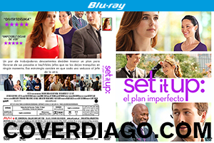 Set It Up: Un Plan Imperfecto - BLURAY