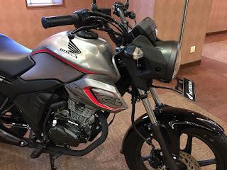 Honda CB150 Verza Bandung