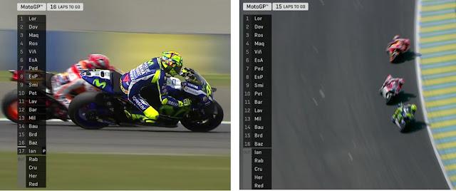 MotoGP 2016 Prancis Le Mans : Rossi Nomer 2 - Maverick Vinales Nomer 3
