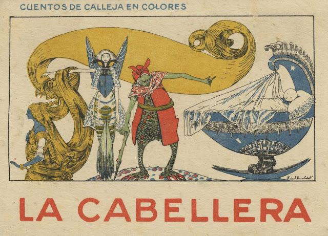 Rafael Romero Calvet -  La Cabellera