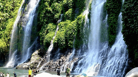 Air Terjun Maung (Curup Maung)
