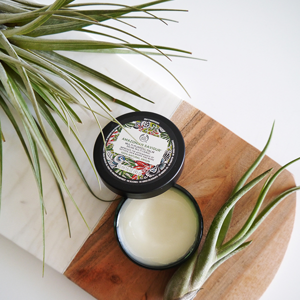 Body Shop Amazonian Saviour Multi-purpose Balm