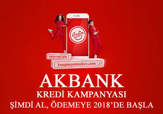 Banka Kampanyaları, kredin akbanktan, En uygun kredi faiz oranları, akbank kredi başvurusu, En uygun kredi faiz oranları, Akbank kampanya,