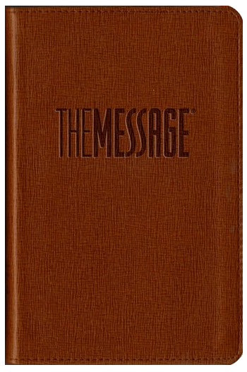 The Text of the Gospels: The Message: Is It a Reliable Bible? Is It