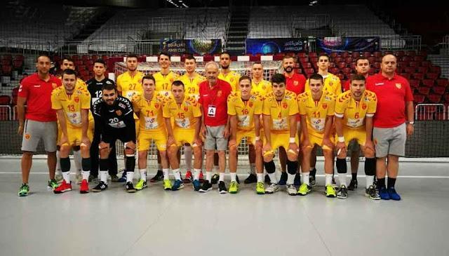 Handball U21 WM: Mazedonien verliert gegen Favorit Spanien