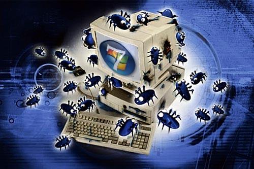كيف تصلح  نظام تشغيل ويندوز خربته الڤيروسات ببساطة شديدة