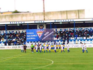 Alfenense renova com 16 jogadores