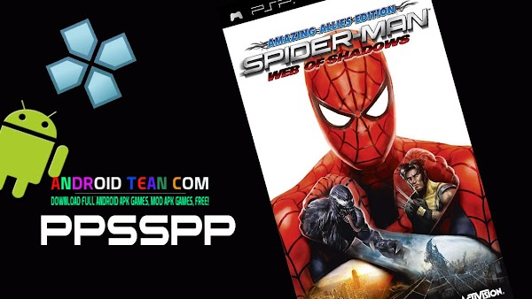Spider-Man - Web of Shadows ISO | PPSSPP Android