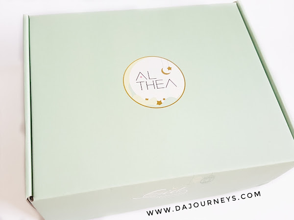 [Unboxing] Althea Raya Box