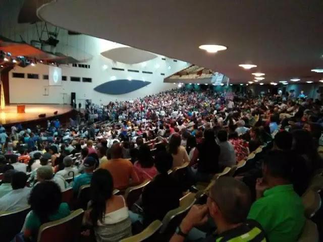 Frente Amplio opositor y gremios convocan protesta nacional para el 5 de octubre