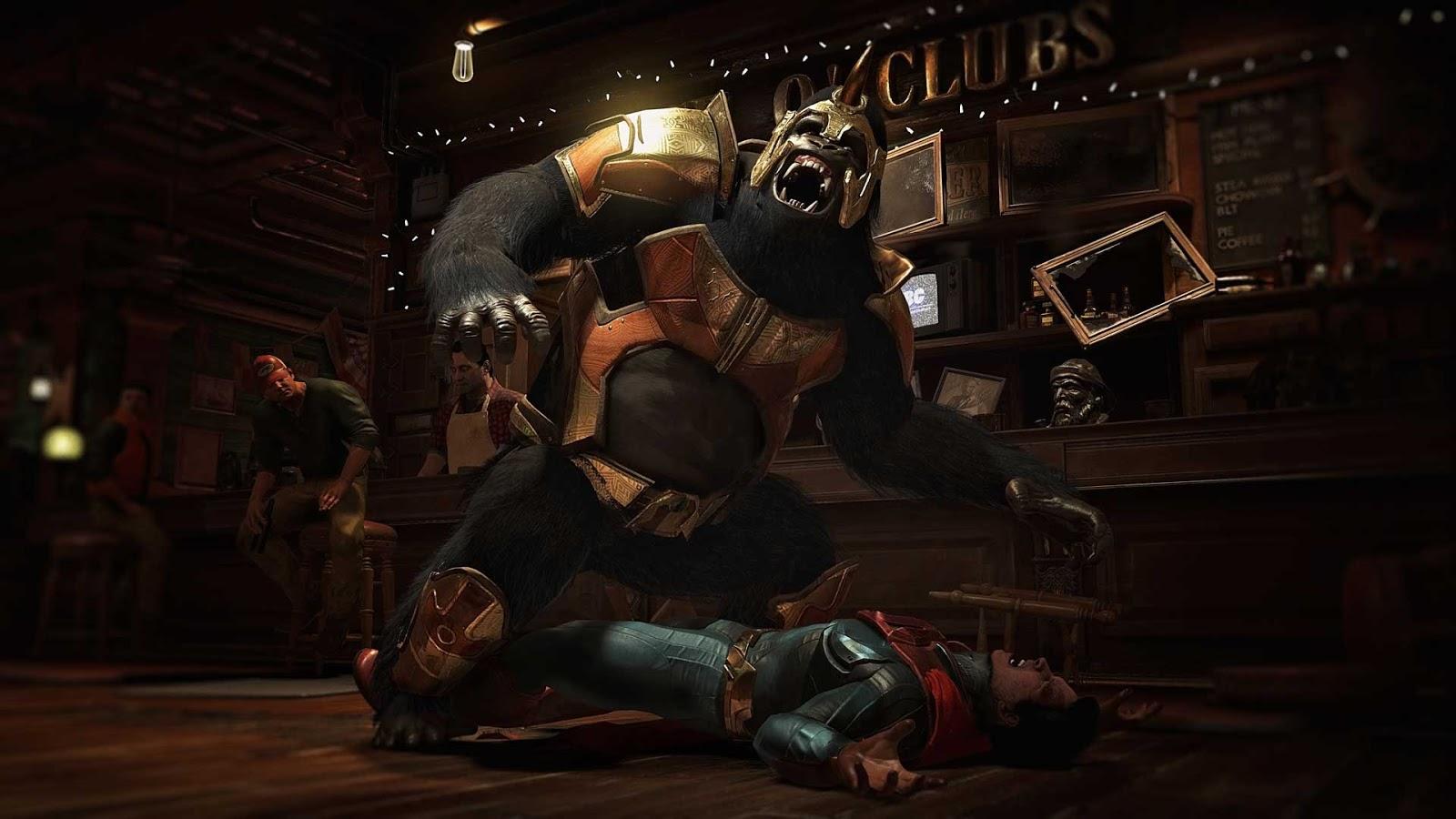 Injustice 2: Legendary Edition torrent download for PC