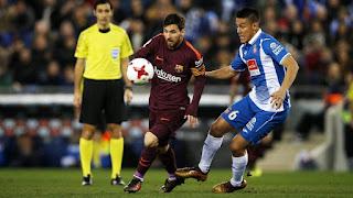 مشاهدة مباراة برشلونة واسبانيول بث مباشر | اليوم 08/12/2018 | الدوري الاسباني Espanyol vs Barcelona live