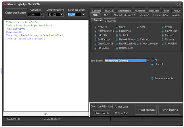 Miracle Box 2.27A Setup And Crack (New Loader) By Ravi Kumar And Malik Sajid