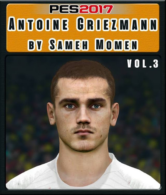 Antoine Griezmann New Face PES 2017