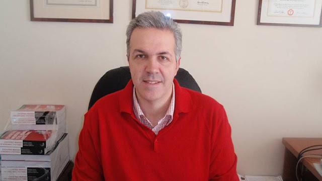 Νέος πρύτανης στο Πανεπιστήμιο Πελοποννήσου ο Αθανάσιος Κατσής