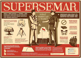 Sejarah Singkat Supersemar