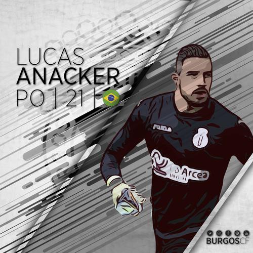 Oficial: El Burgos firma cedido a Anacker