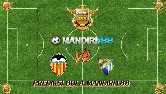 AGEN BOLA - Prediksi Valencia vs Malaga 20 September 2017