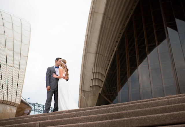 Sydney Opera House Wedding Photography Locations