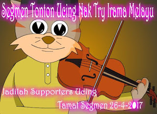 Segmen Tonton Ucing Nak Try Irama Melayu