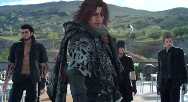 2016 Final Fantasy XV has been Announced Release Date on PlayStation 4 and Xbox One