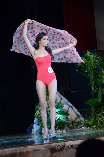 No-17 Hazel Nyi Nyi Htun