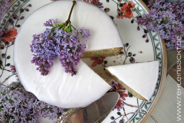 Baumkuchen mit Zuckerguss aus Sachsen-Anhalt | Foodblog rehlein backt