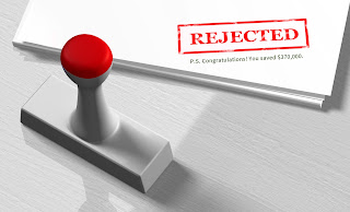 Rejection With Silver Lining