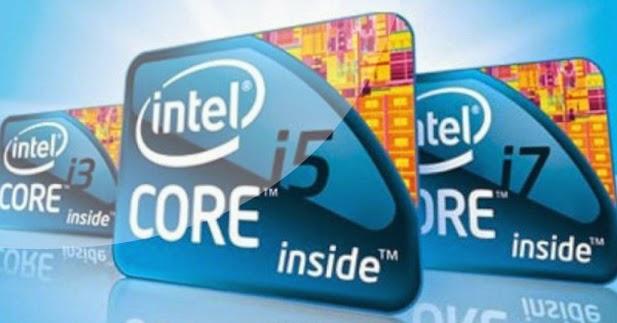 شرح الفرق بين معالجات Core i3 – Core i5 – Core i7