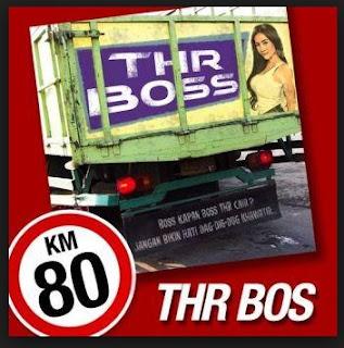 Lirik Lagu KM 80 - THR Bos