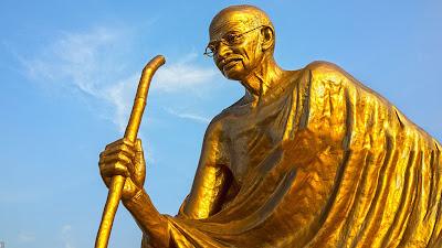 Mahatma Gandhi Idol HD Image