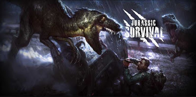 Jurassic Survival MOD APK Unlimited Money Terbaru v1.1.5