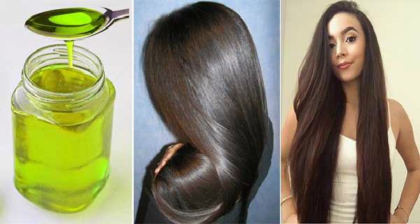 Dengan Menggunakan Minyak Ajaib Ini , Kamu Bisa Punya Rambut Panjang dan Tebal Hanya Dalam 10 Hari Aja Lho...!