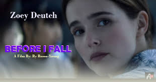Sinopsis Film Before I Fall (2017)