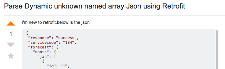 FreshByte Labs: Parse json array with unkown key using Map