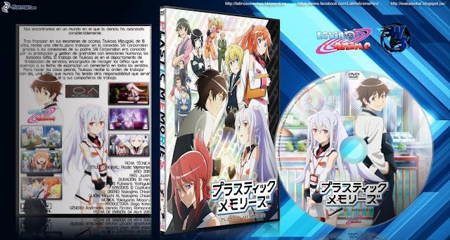 Plastic Memories | Cover DVD | MEGA |