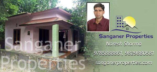 4 BHK Independent house  In Sanganer, Jaipur