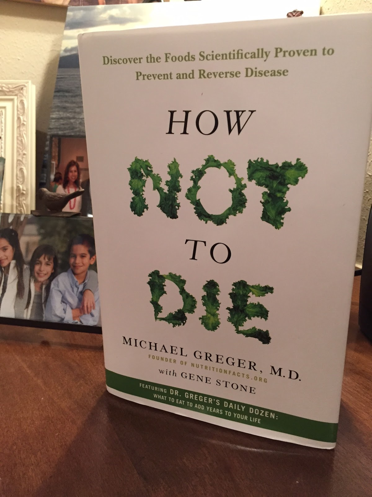 After Reading The Preface And Introduction, I Went Straight To Chapter 11,  How Not To Die From Breast Cancer This Easy To Read Chapter Reiterated A  Lot Of