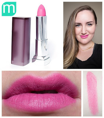Son môi Maybelline New York ColorSensational Lipcolor 684 Electric Pink - SM016