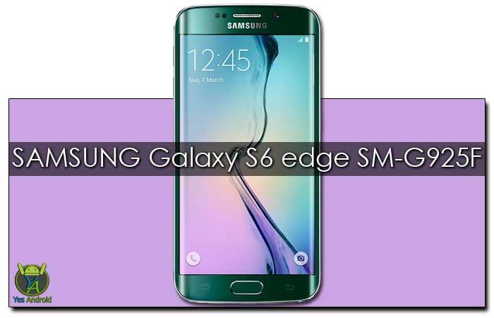 G925FXXU5EQB9 Update | Samsung Galaxy S6 edge SM-G925F