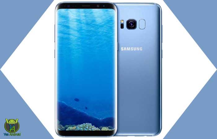 [G955USQU1AQD9] Samsung Galaxy S8+ SM-G955U