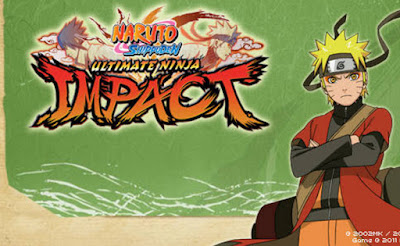 download Naruto Shippuden Ultimate Ninja Impact ISO/CSO HighCompress For PPSSPP