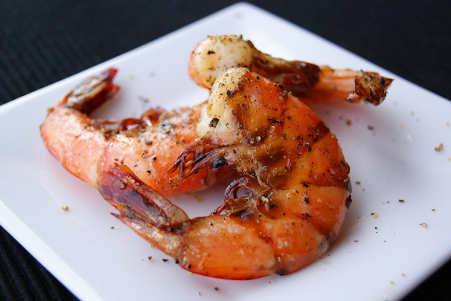 Peel and Eat Grilled Shrimp Recipe
